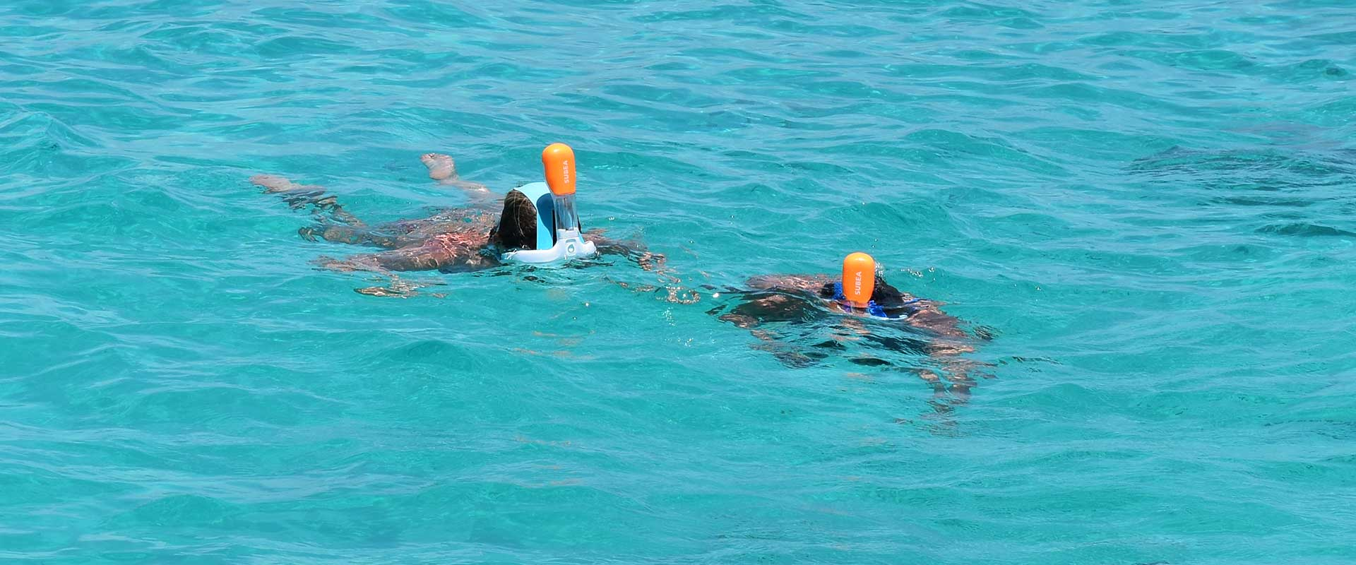 snorkeling at klein curacao